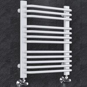 Koupelnový žebříkový radiátor G-14/50 měď 33
