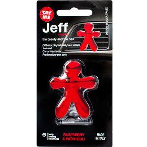 Osvěžovač Jeff Raspberry Red