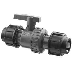 PVC ventil kulový 25
