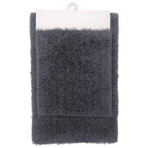 Sada koberečků Šedá BM-17006 80x50cm a 60x40cm