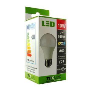 Žárovka LED 10 W e27 4200k