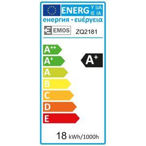 Žárovka LED CLS GLOBE 18W E27 NW ZQ2151
