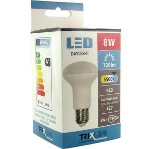 Žárovka TR LED R63 8W 6500K E27